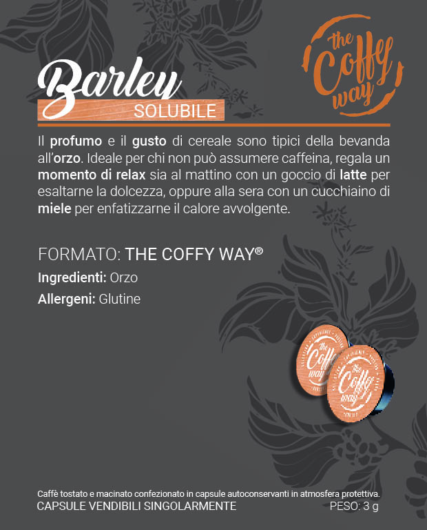 Etichetta The Coffy Way11