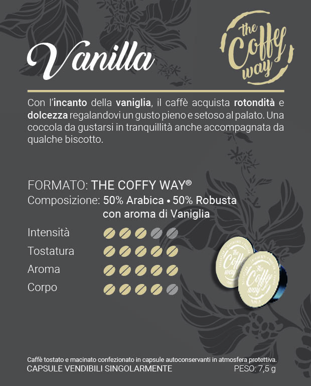 Etichetta The Coffy Way6