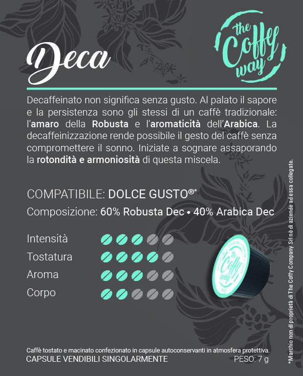 Etichetta dolce gusto4