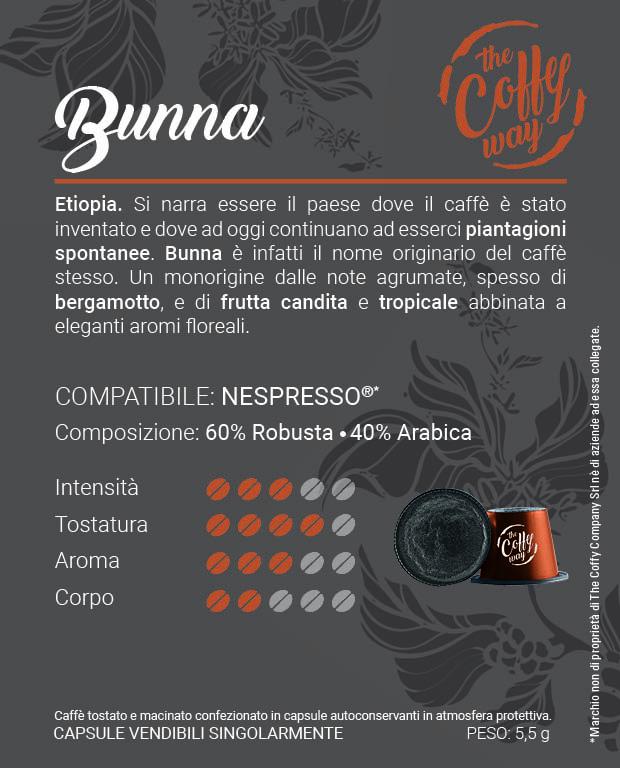 Etichetta nespresso5